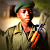 Child soldier Congo