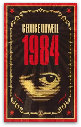 George Orwell 'Big Brother', 1984