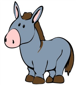Who is the loudest and ugliest religious donkey?