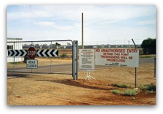 Woomera Detention Centre