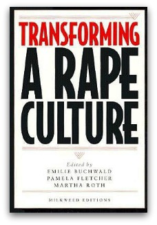 Transforming a Rape Culture, book cover