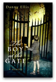 'The Boy at the Gate' by Danny Ellis, book cover