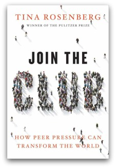 'Join the Club' by Tina Rosenberg, book cover