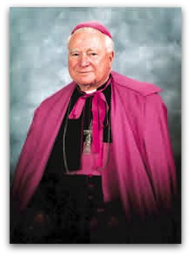Bishop Harry Kennedy