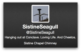 @SistineSeagull's Twitter profile