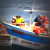Asylum seeker rescue at sea