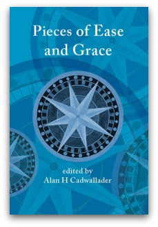 book cover, Pieces of Ease and Grace