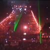Protests in Egypt including green lasers