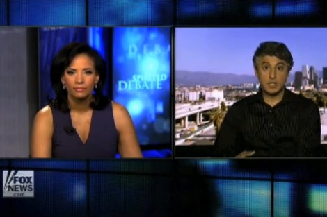 Lauren Green interviews Reza Aslan on Fox News