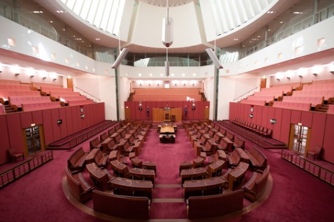 The Senate in the Australian Parliament