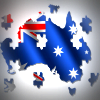Australia as a jigsaw