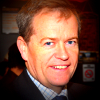 Bill Shorten smiling