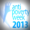 Anti-Poverty Week logo