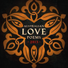 'Australian Love Poems 2013' cover features title surrounded by ornate pattern