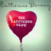 Cover of Catherine Deveny's 'The Happiness Show' features a loveheart-shaped balloon