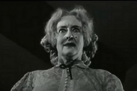 Bette Davis in What Ever Happened to Baby Jane