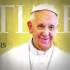Pope Francis on the cover of Time magazine