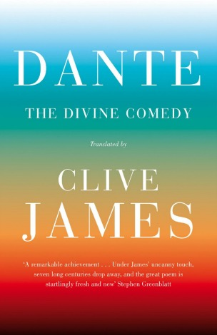 Dante's Divine Comedy translated by Clive James