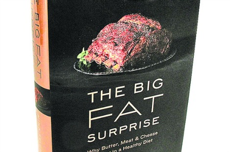 Book cover 'The Big Fat Surprise'