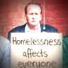 Homeless Persons Week Poster