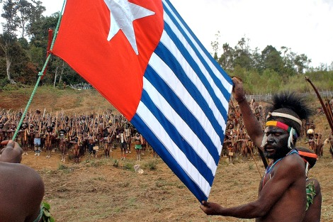West Papua independence movement