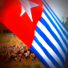 West Papua independence flag