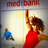 Medibank Private advertising