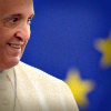 Pope Francis speaks to Europe