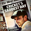 Phillip Hughes media coverage