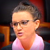 Jacquie Lambie tells the Senate she is quitting PUP