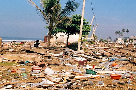 Boxing Day Tsunami Sri Lanka