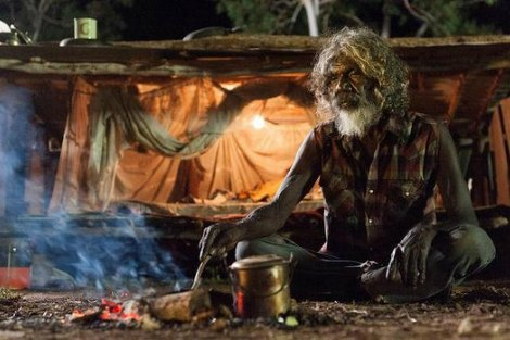 David Gulpilil still from 'Charlie's Country' (2013), directed by Rolf de Heer