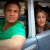 Mark Ruffalo and Imogene Wolodarsky in Infinitely Polar Bear