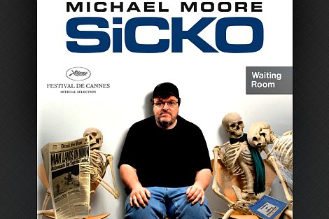 michael moore sicko thesis In the documentary sicko, michael moore exposes the dysfunctional north  american healthcare system his documentary focuses on the corruption, the  political.