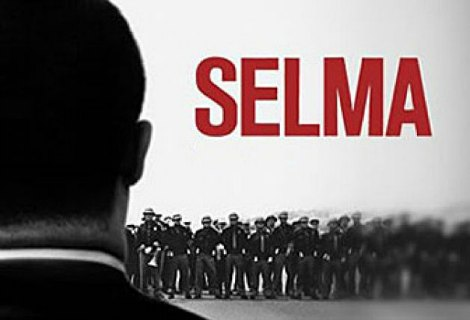 Poster for movie 'Selma'