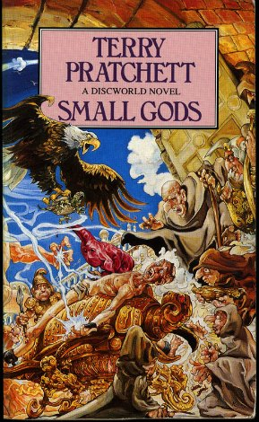 Terry Pratchett's Discworld novel, Small Gods