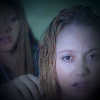 Maika Monroe and Lile Sepe in It Follows