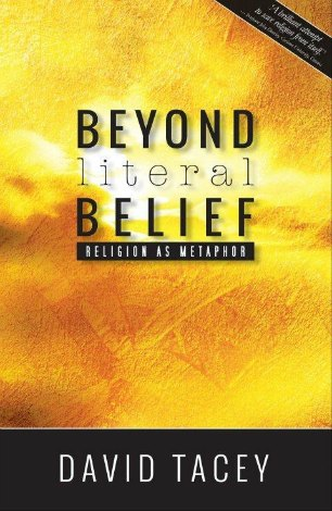 Cover of David Tacey 'Beyond Literal Belief'