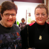 Joan Kirner and Moira Rayner