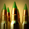 Bullets manufactured at Lake City Ammunition Plant