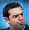 Greek PM's address at Russian forum