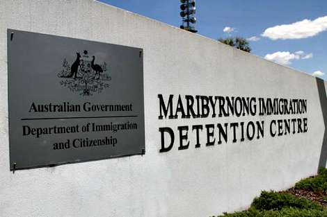 Maribyrnong Immigration Detention Centre