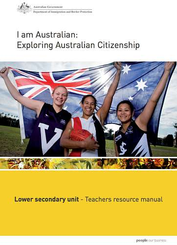 Australian Citizenship Day Teaching Resource