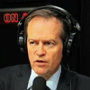 Bill Shorten 'on air'