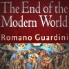 Cover of Guardini's 'The End of the Modern World'
