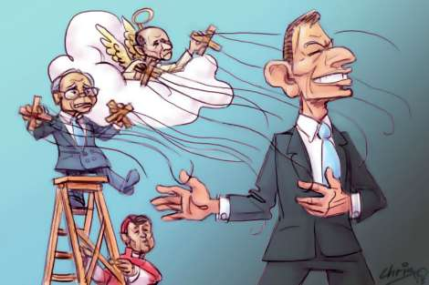 Abbott and his so-called mentors, by Chris Johnston