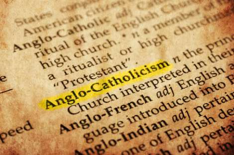 Anglo-Catholic dictionary definition page