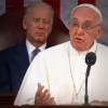 Pope Francis addresses Congress