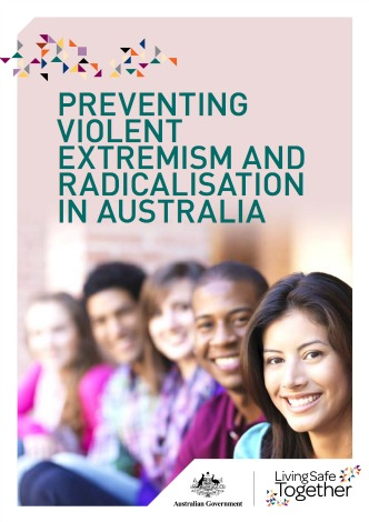 Anti-radicalisation booklet