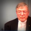 Cardinal Pell before the Royal Commission in March 2014